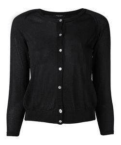 Roberto Collina | Fitted Round Neck Cardigan