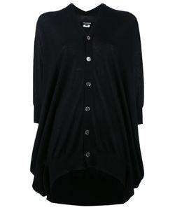Junya Watanabe Comme Des Garçons   Flared Buttoned Cardigan Size Medium