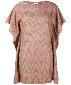 M Missoni | Zig-Zag Mini Dress