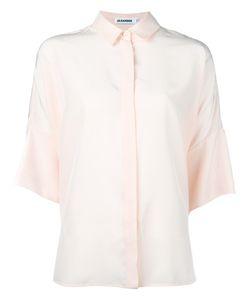 Jil Sander   Plain Shirt 38 Silk