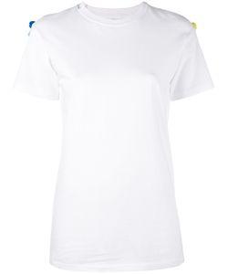 Forte Couture | Pom Pom Detail T-Shirt