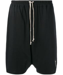 Rick Owens DRKSHDW | Embroidered Low Crotch Shorts Size Medium