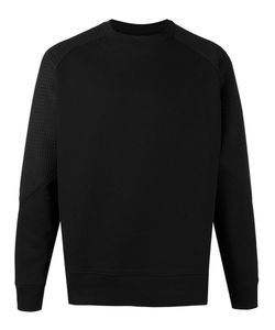 Odeur | Shield Mesh-Panelled Sweatshirt Unisex Xl