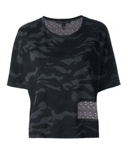 Marc Jacobs | Cropped Camouflage T-Shirt Women