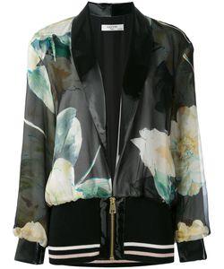 Lanvin | Printed Bomber Jacket