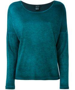 Avant Toi | Slit Sides Longsleeved T-Shirt
