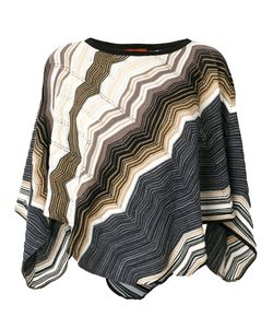 Missoni | Zigzag Knitted Poncho One