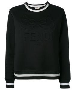 Fendi   Embossed Logo Sweatshirt 44