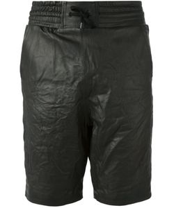Alexandre Plokhov | Leather Shorts