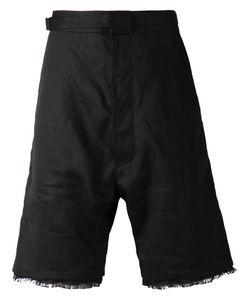 Siki Im | Raw Hem Shorts