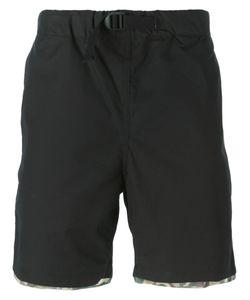 Haus | Contrast Hem Shorts