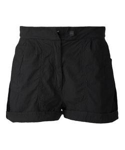 Tvscia | Creased Shorts