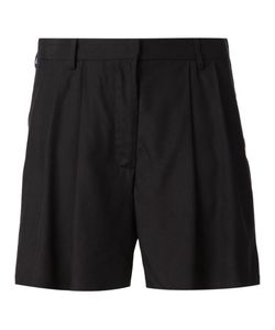 Dominic Louis | Pleated Shorts