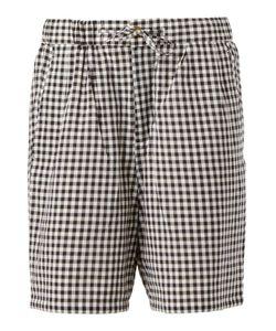 Digawel   Gingham Check Shorts
