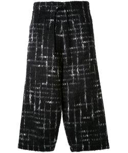 Forme D'expression   Drop-Crotch Shorts