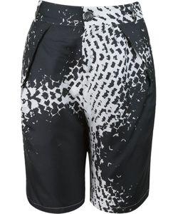 Uma | Abstract Print Bermuda Shorts