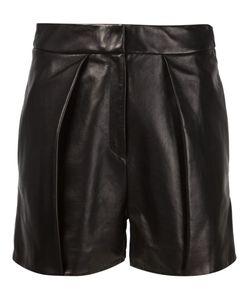 Ji Oh | Pleated Shorts