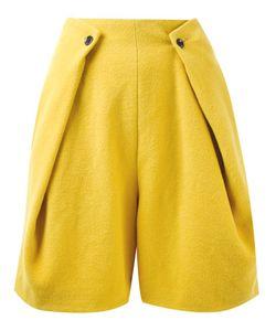 Fad Three | Oversized Pleat Shorts