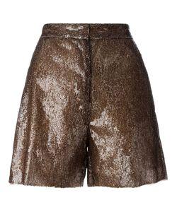 Mm6 Maison Margiela   Sequin Shorts