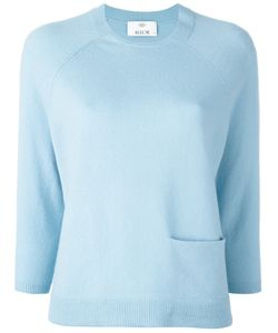 Allude | Pocket Detail Jumper Small Cashmere