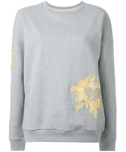 Each X Other | Embroidered Sweatshirt Size Large