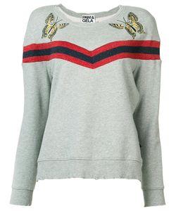 Pam & Gela   Slit Sides Sweatshirt