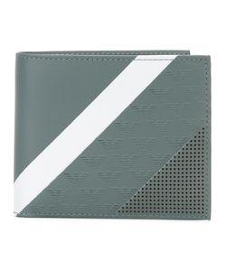 Emporio Armani | Contrast Stripe Wallet Men