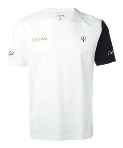 Z Zegna | Logo Print T-Shirt Xl Cotton
