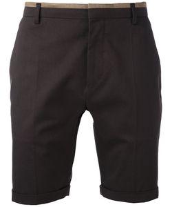 Al Duca D'Aosta | 1902 Herringbone Shorts Men