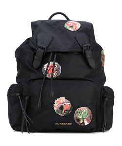 Burberry | Multi-Patch Backpack