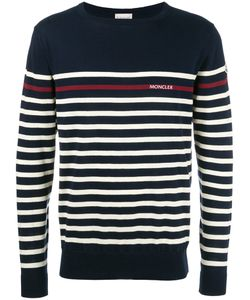 Moncler | Striped Long Sleeve Jumper Large Cotton