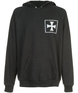 Enfants Riches Deprimes | Cross Print Hoodie Size Medium