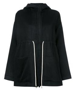 Bassike | Drawstring Hooded Jacket 8