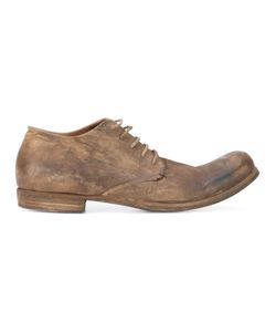 A Diciannoveventitre | Distressed Derby Shoes Men