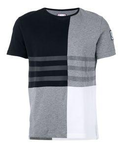 Moncler Gamme Bleu | Colour Block T-Shirt