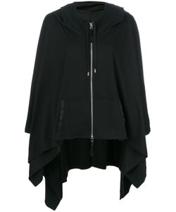 Unconditional | Hooded Zip Up Poncho