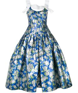 Delpozo | Ballon-Bottom Dress 36