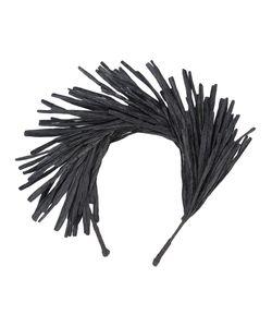Gigi Burris Millinery | Fringed Hairband