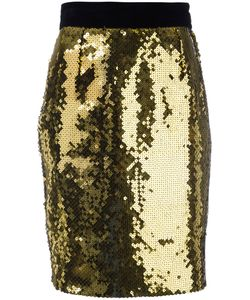 Moschino Vintage | Sequin Pencil Skirt Size