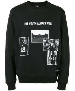 Les ArtIsts | Les Artists Printed Sweatshirt S
