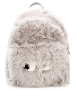 Anya Hindmarch | Furry Face Backpack Women