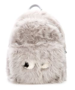 Anya Hindmarch   Furry Face Backpack