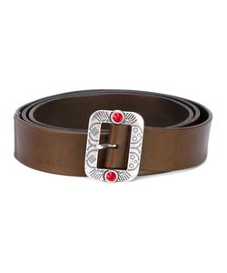 Htc Hollywood Trading Company | Embossed Buckle Belt Unisex