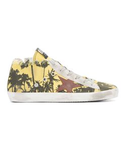 Golden Goose Deluxe Brand | Palm Tree Print Sneakers