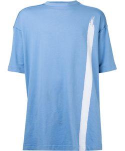 Raf Simons | Short Sleeve Single Stripe T-Shirt Men