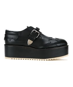 Julien David | Buckled Loafers Size 38