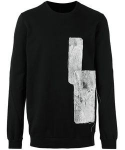 Army Of Me | Patched Sweatshirt