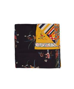 Pierre-Louis Mascia | Printed Scarf Adult Unisex Silk/Cotton