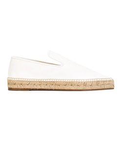 Céline | Pointed Toe Espadrilles Size 36