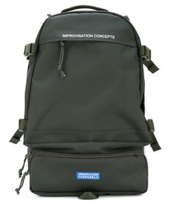 Undercover | Zip Backpack